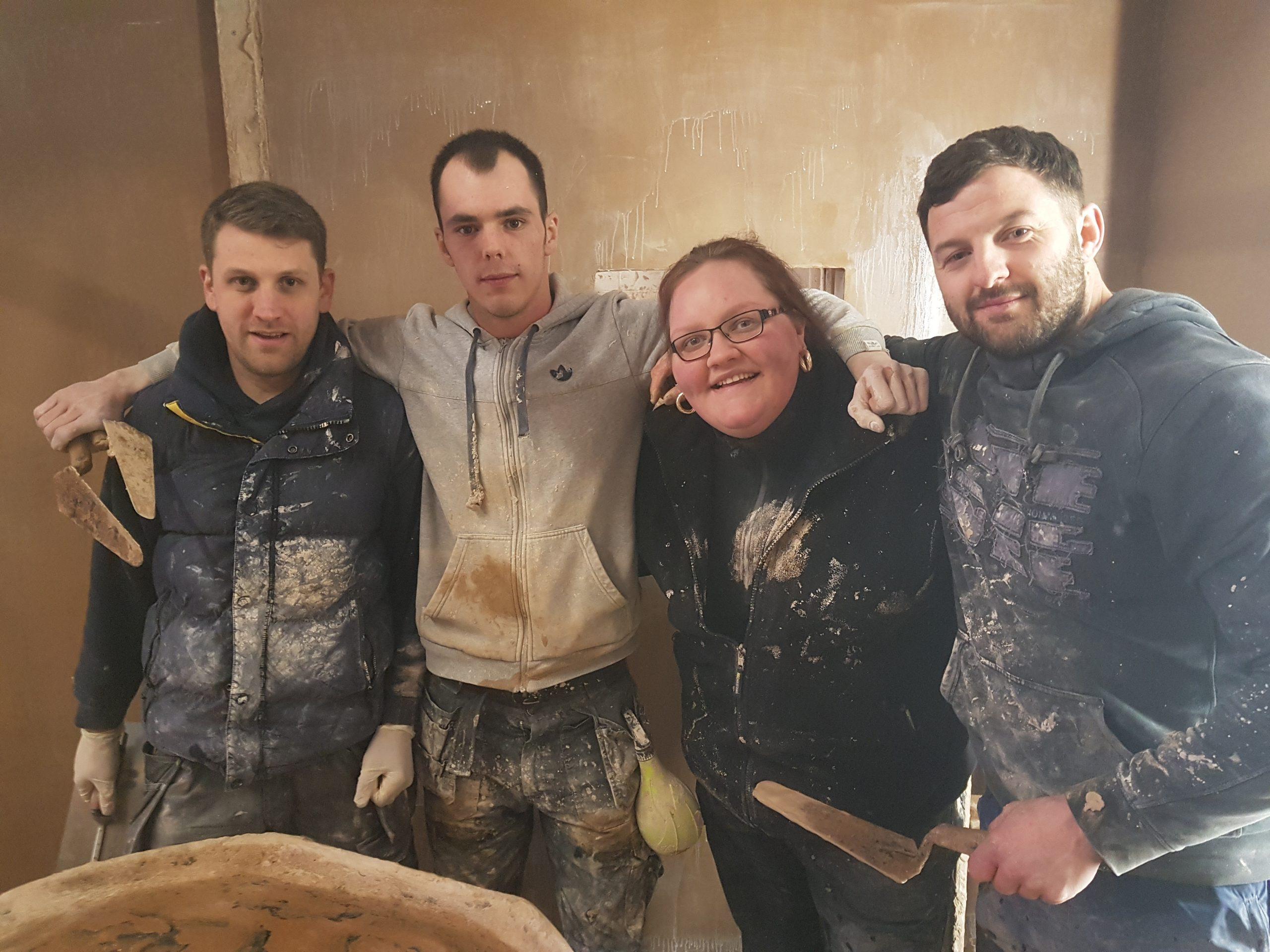 Plastering course Harrogate