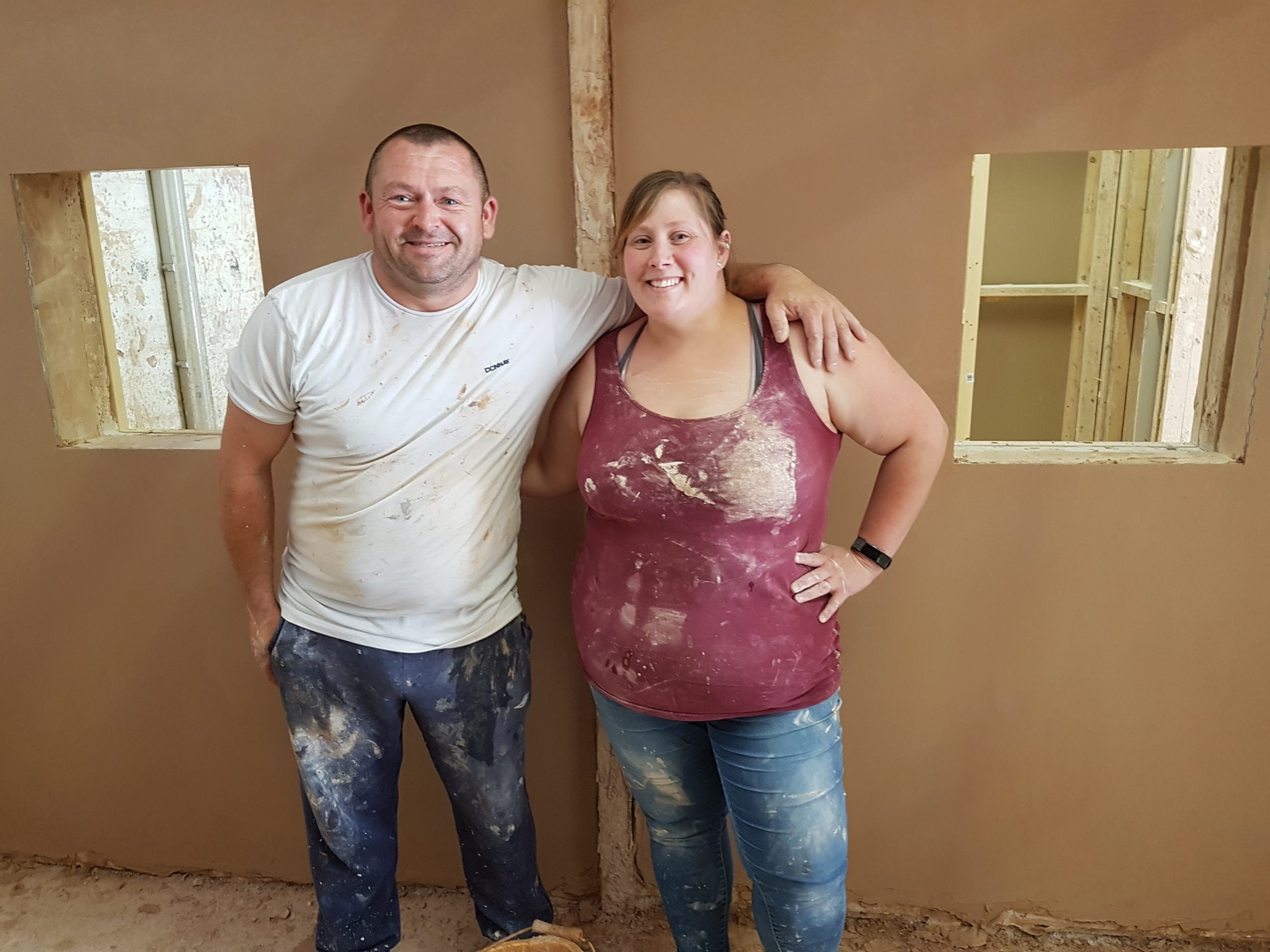PLASTERING COURSE PONTEFRACT