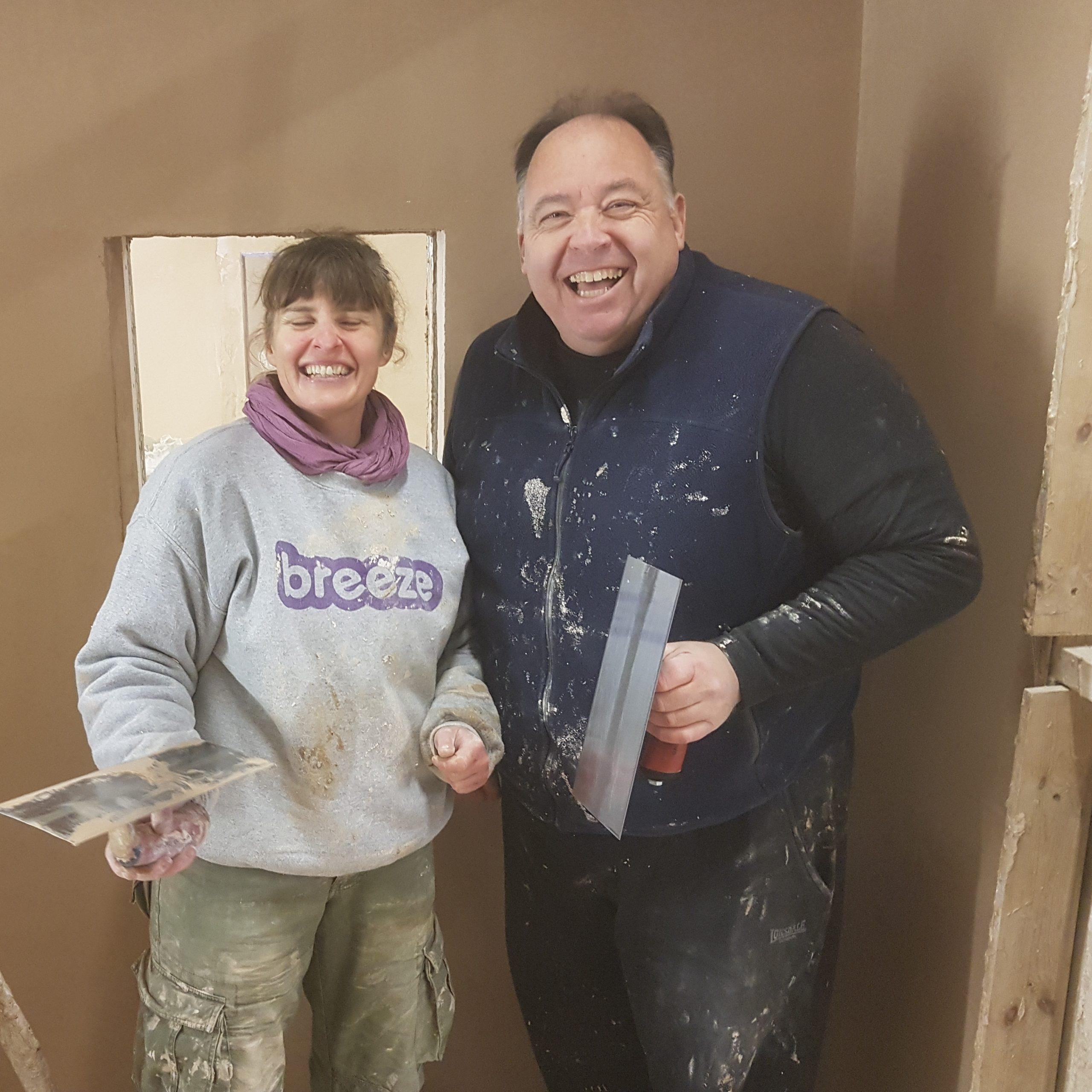 Plastering courses Huddersfield