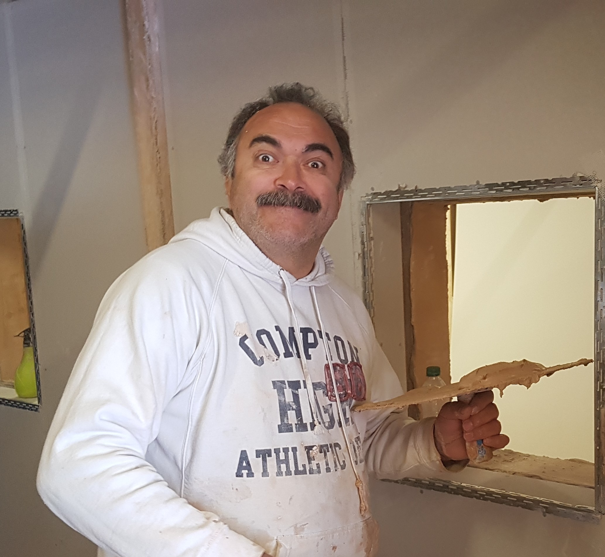 plastering course Selby