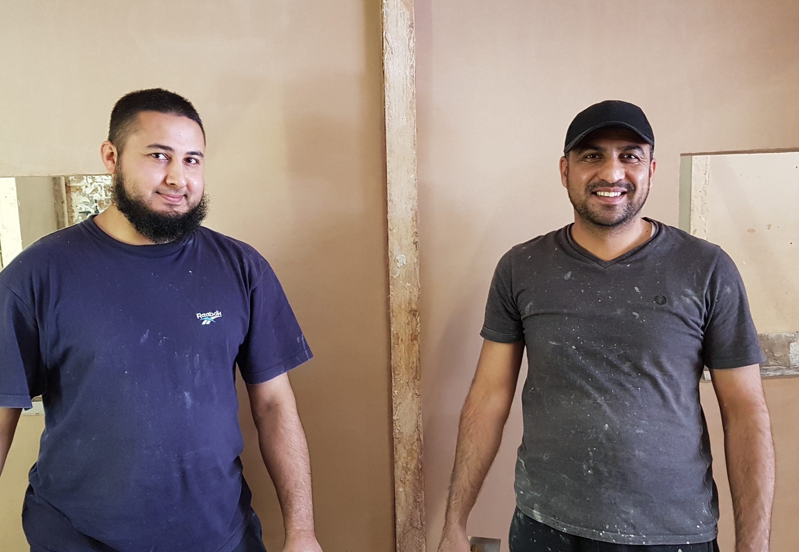 Plastering courses Burnley